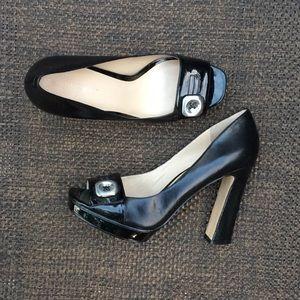 Vintage chunky heels